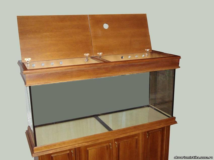 Крышка для аквариума из дерева своими руками